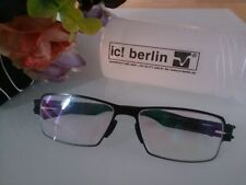 2017 Brand New IC! Berlin Light Eyeglasses Frame Prescription Glasses Frames