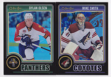 14-15 OPC Mike Smith /100 Rainbow Black OpeeChee Coyotes 2014