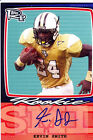 kevin smith rc rookie draft auto autograph central florida knights ucf college