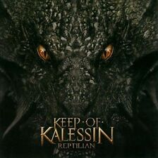 Reptilian * by Keep of Kalessin (CD, May-2010, Nuclear Blast)