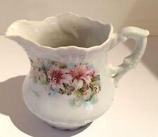 Vintage Porcelain Creamer, Floral Pattern. Beautiful.