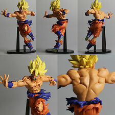 "PVC Anime Dragon Ball DBZ Super Saiyan Son Goku Gokou Figure Figurine Toy 7"" New"