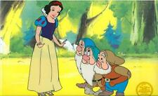 Walt Disney (After) Serigraph, Cell, Snow White W/ Certificate Of... Lot 1917447