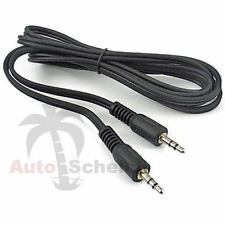 3,5mm Klinke Kabel Verlängerung Adapter Stecker AUX IN iPhone iPod MP3 Radio VW