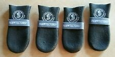 PEDIGREE PERFECTIONS Paw❤Tectors Paw Protectors Dog Shoes BOOTIES Size S