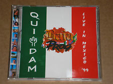 QUIDAM - BAJA PROG: LIVE IN MEXICO '99 - CD COME NUOVO (MINT)