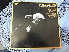 LP Toscanini - Wagner - Toscanini: The Man Behind The Legend - Wagner