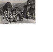 Tarjeta Postal Fotógrafica. Villafranca del Bierzo. (León).