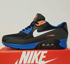 Nike Air Max 90 ✔Weiß ✔Schwarz ✔Orange✔ Blau ✔ Klassiker ✔ WOW ✔ ..Gr.42