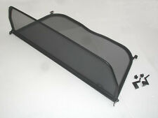 WIND DEFLECTOR BLOCKER SHIELD WINDSTOP FOR BMW E46 CABRIO CONVERTIBLE  NICE GIFT