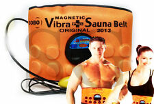 3 in 1 Sauna belt Massager Slimming Vibrating,acupressure Vibration Fat Burner