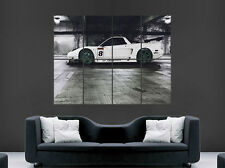 HONDA NSX RACING SPORTS CAR POSTER JAPAN CLASSIC MAGE PRINT