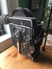 Bolex H16 Reflex. 16mm. Mint Working With Hand Grip