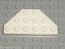 LEGO Star wars White Plate ref 2419 / Set 10189 9525 10198 7261 7679 8480 75051