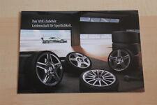 76628) Mercedes AMG Zubehör Prospekt 201?