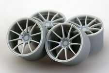 Hobby Design HD03-0289 1/18 Rays Volk Racing G25 Wheels set (4 Wheel Rims)