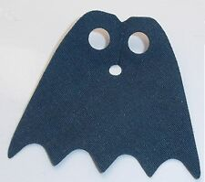 Lego Cloth Cape x 1 Blue Batman Cape for Minifigure