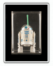 2 x Premium Acrylic Display Cases for LOOSE STAR WARS Figures GW Acrylic AFC-11