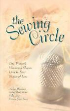 The Sewing Circle: Tumbling BlocksOld Maid's ChoiceJacob's LadderFour Hearts (In