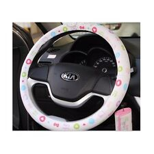 Sanrio Hello Kitty Standard Steering Wheel Cover Vivid For compact Car