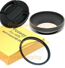 Lens Hood replaces HN-CP17 + Cap + Pro1D MCUV Filter Nikon Coolpix P7700 P7800