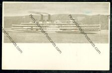 "Hudson River Dayline ""Hendrick Hudson"" (not mailed post card(SH#1)#113"
