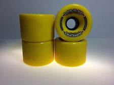 Preishit!! Longboardrollen Wheels Long Islands 71x51 80a +GRATIS KUGELLAGER