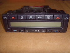 MERCEDES E CLASS W210 CLIMATE CONTROL/HEATER UNIT  2108303285