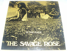 The Savage Rose - In the Plain - Made in Germany - Vinyl LP Album