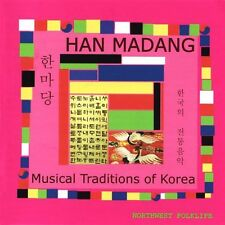 Han Madang: Musical Traditions Of Korea (2007, CD NEU)