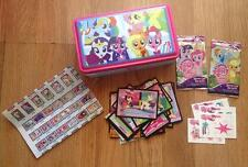 MY LITTLE PONY TIN AND PACK OF CARDS WITH COLLECTOR GUIDE TWILIGHT SPARKLE