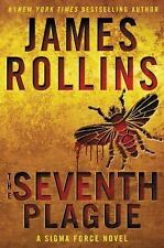 New ~ The Seventh Plague by James Rollins  1st Edition ~ Free shipping