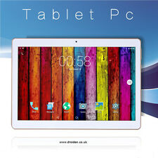 "10.1 ""Android Tablet TELEFONO OCTA CORE SIM CARD 4 GB di RAM 32GB ROM IPS HD PHABLET"