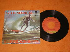 THE BEACH BOYS GOOD VIBRATION  rare single yougoslavia (capitol /jugoton)