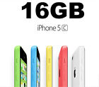 Apple iPhone 5c 16GB 4G 5 COLORS Smartphone 100% Unlocked Refurbished MR