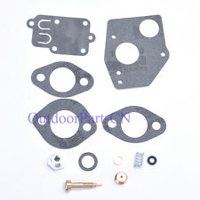 Carburetor Overhaul Rebuild Kit for Briggs & Stratton 495606 494624 3-5HP Engine