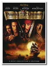 Pirates of the Caribbean 24x16 inch Movie Silk Poster Full Cast Johnny Depp