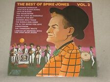 Best of Spike Jones Vol 2 1977 RCA # ANL1-2312(e) JAZZ POP Sealed LP No Cutouts