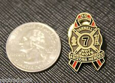 YARNELL MEMORIAL PIN / GRANITE MOUNTAIN HOTSHOTS
