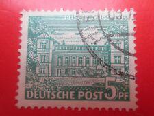1949-Berlin-im. nº 44-libre marca 5 penique-con sello