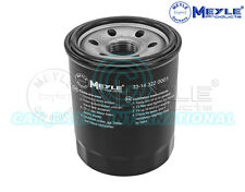 Meyle Oil Filter, Screw-on Filter 33-14 322 0001