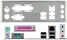 ATX Blende I/O shield Asus P5KPL-SE P5QPL-SE #85 NEU M2N68 io shield bracket NEW