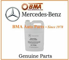 NEW OE Mercedes Benz AntiFreeze Coolant Q1030004 Blue - MBZ Approved