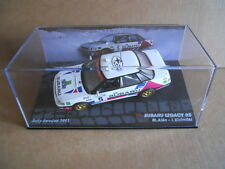 Rally Model Car SUBARU LEGACY RS M. Alen Sweden 1991  IXO 1:43  [MK]