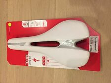 NEW in box Specialized Toupe Comp Gel Road Bike Saddle 143mm