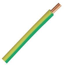 2,39€/m) Erdungsleitung H07V-U 16mm² grün/gelb Einzelader Aderleitung Erdleitung