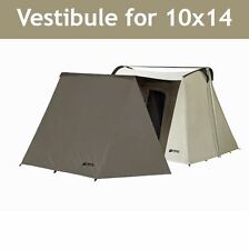 New Vestibule Wing Accessory 1604 for Kodiak 14-foot Canvas Tents
