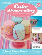 DeAGOSTINI Cake Decoration Magazine Crimped Pattern Cakes Wave Crimper N56