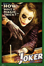 Batman: The Dark Knight - Joker Magic Trick Poster Print, 24x36
