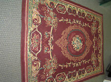 "RUG MANHATTAN LEXINGTON STYLE 940 38134  4'8"" X 7'4"" MADE IN TURKEY 100% OLEFINE"